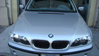 repaired bmw 325i