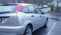 repaired ford focus